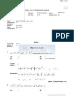 Practice Test 10-Mathematical Aptitude