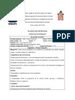 PLANEACION DICIPLINAR- Ciencias Naturales- Montserrat