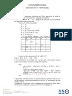 Taller Estructura secuencial