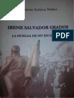 Zubieta - Irene Salvador Grados. La huelga de 1917 en Hucho