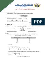 Matematica4 Semana 13 Guia de Estudio Medidas de Tendencia Central II Ccesa007