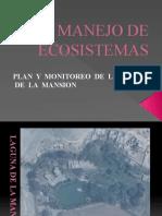 PLAN DE MANEJO DE ECOSISTEMAS