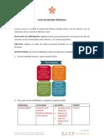 Instrumento de Evaluación 1.7 - Plan de mejora