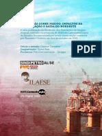 Cartilha sobre a Petrobras e o abandono do Nordeste 2019