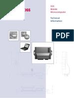 Modulo Sauer Danfoss S5X