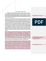 Essay Correction