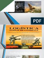 La Logistica en El Conflicto Del Alto CENEPA