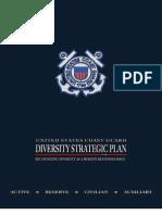 United States Coast Guard Diversity Strategic Plan
