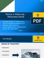 AULA 01_PORTOS E HIDROVIAS - PANORAMA GERAL_20190829091857