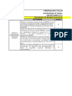 cronogramas ISO 14001