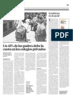 El Tribuno 20-05-2020 wnb Prohibicion despidos facsimil