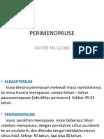 IDK RPS 1 kasus 1 - Perimenopause