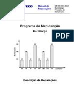 MR 13 2002-05-31 Programa de Manutenção