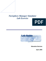 Navisphere Manager Simulator Lab Guide v4.5