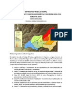 Instructivo Trabajo Grupal Hidrología 2020-1