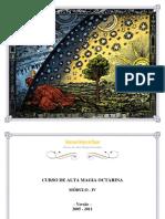 Curso de Alta Magia Octariana - Módulo 04