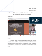 Resume + SC  Seminar Evaluasi jaringan periapikal_Dini Larasati