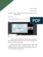 Resume + SC Seminar Deteksi Kehilangan Tulang Periodontal Menggunakan CBCT_Dini Larasati