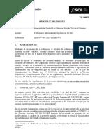 188-18 - MUN.DIST. DE MARIANO NICOLAS VALCARCEL URASQUI -  PRESTACIONES ADICIONALES DE SUPERVISION DE OBRA