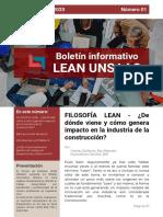 Boletín informativo LEAN UNSAAC (1)