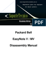 16 Service Manual - Packard Bell -Easynote v Mv
