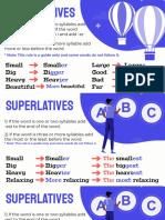 2. Superlatives & Comparatives  (1)