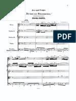 J. S. Bach Cantata BWV 21