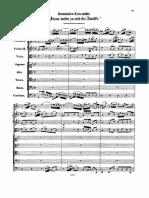 J. S. Bach Cantata BWV 22