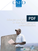 Bied-Charreton Marc and Requier-Desjardins Mélanie, 2007. Science and civil society in the fight against desertification