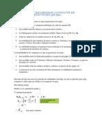 3. Precipitación, solubilidad, Constante de solubilidad y efecto del pH (Kps) (1)