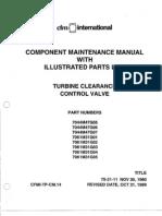 7044M47G0X, TURBINE-CLEARANCE-CONTROL-CFM56-7061M31G0X  75-21-11  Rev 11, 10-31-99