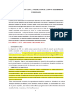 Aplicacion de la Nic 41 en la valoracion de activos de empresas forestales