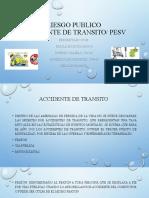 PRESENTACION ACCIDENTE DE TRANSITO