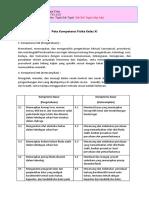 Format Peta Kompetensi dan Peta Materi 2020docx