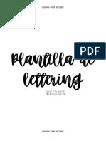 Lettering desde cero _ manual