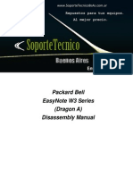 20 Service Manual - Packard Bell -Easynote w3 Dragon A