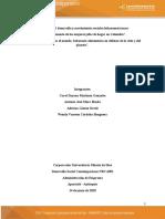 ALTERNATIVAS AL DESARROLLO Y MOVIMIENTOS SOCIALES LATINOAMERICANOS- NRC 6051 GRUPO #6