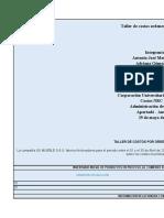 TELLER COSTOS POR ORDENES DE PRODUCCION- ACTIVIDAD #4- GRUPO #7