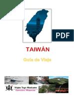 guia de viaje taiwan
