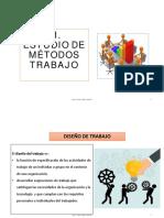 4. ESTUDIO DE MÉTODOS DE TRABAJO(1)