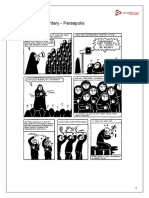 Persepolis commentary