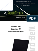 23 Service Manual - Packard Bell -Easynote b3