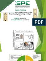 Diferencia entre marketing tradicional y de siglo XXI.pptx