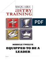 Four Square Gospel - Minstry Training Course