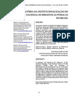 ARTIGO - Trajetoria sistema de biblitoecas publicas.pdf