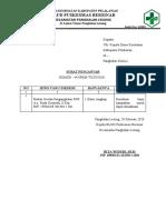 surat pengantar dan rekomendasi