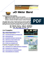 30 Meter Band Information