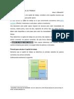 Formación de capital de trabajo clave para la comercialización y  la organización de pequeños productores