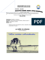 11-LA NIÑA OLVIDADA
