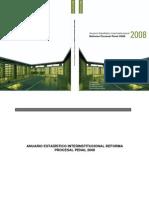 MinJusticia_Anuario Estadistico Interinstitucional 2008, Reforma Procesal Penal